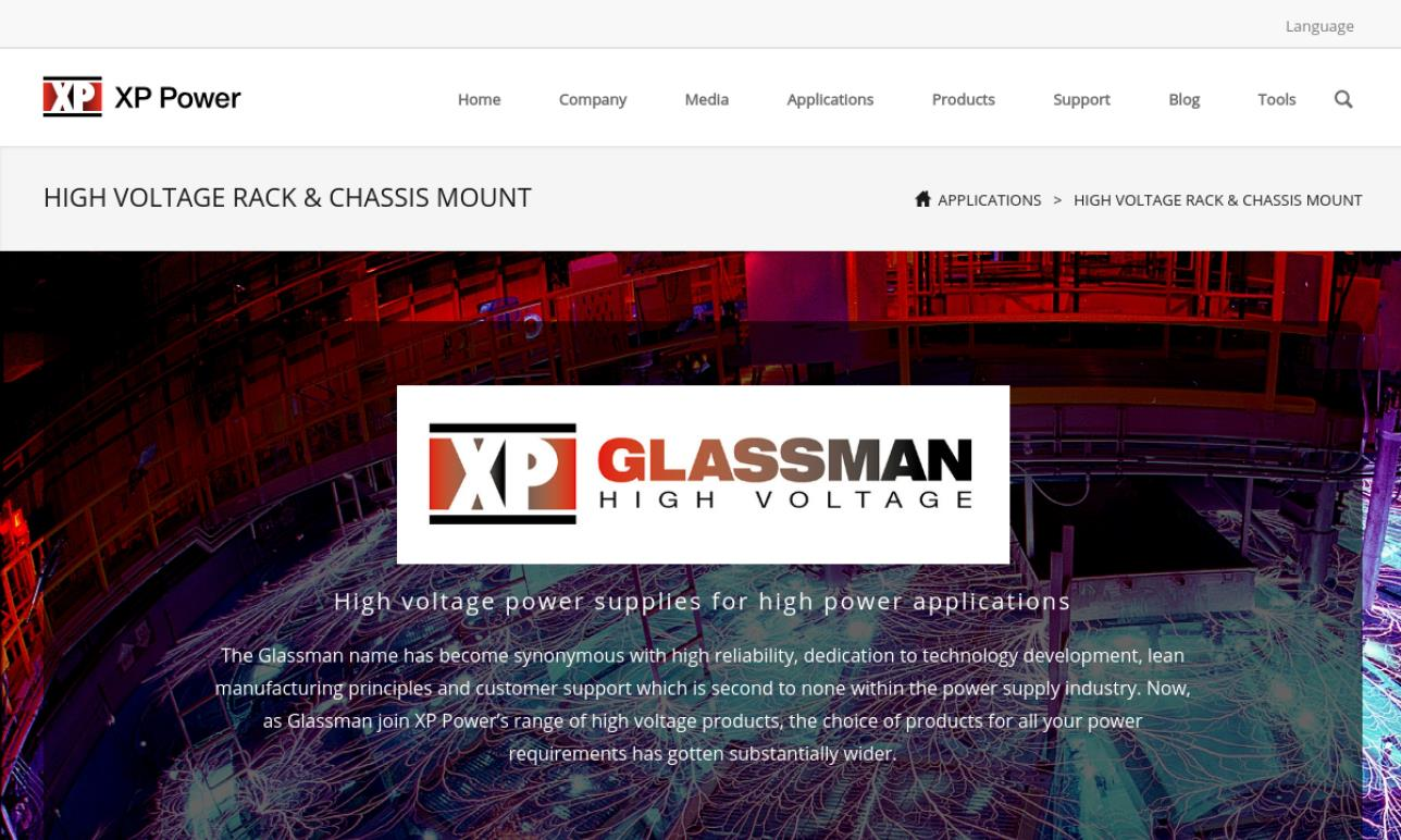 Glassman High Voltage, Inc.