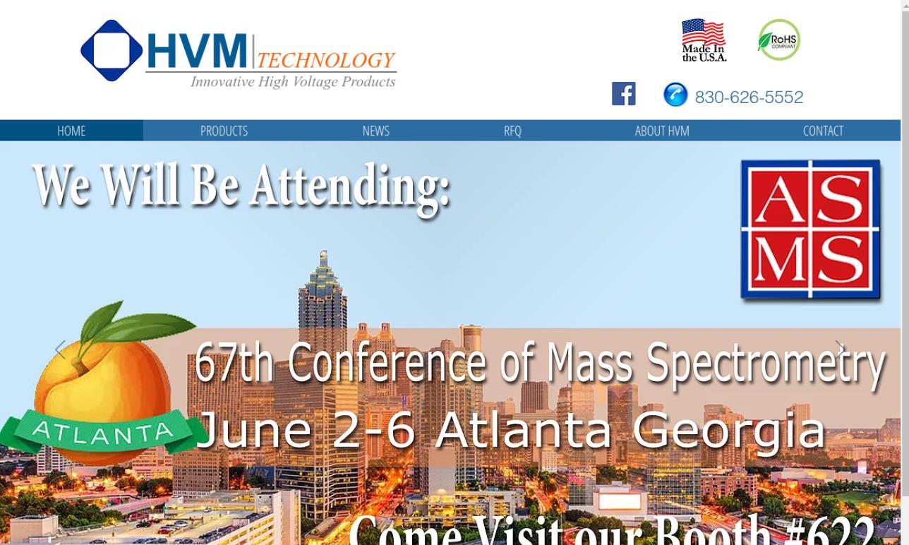 HVM Technology, Inc.