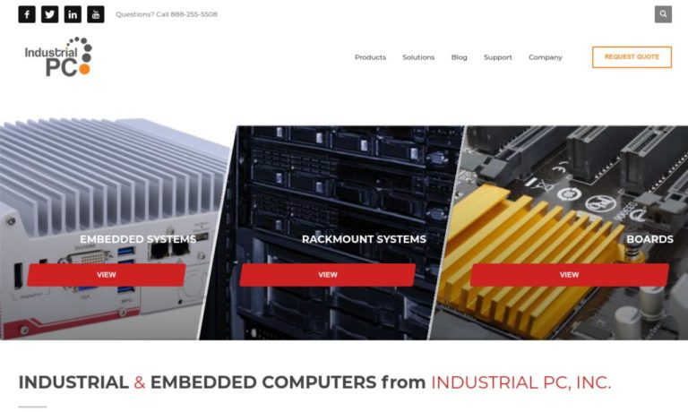 Industrial PC, Inc.