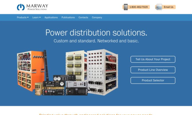 Marway Power Systems