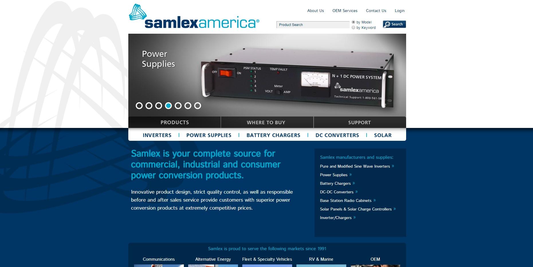Samlex America®